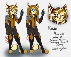 Kader Azimuth Character Sheet by Catat0m1c