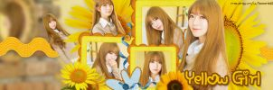 Cover ZM Yellow Girl by ponieham2001