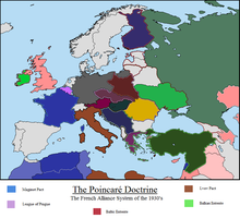 Anglo-French Cold War by Todyo1798