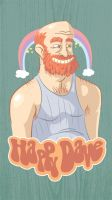 Meet Happy Dave by HeroGear