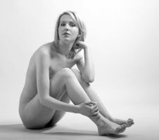 Nude 1 by mmonart
