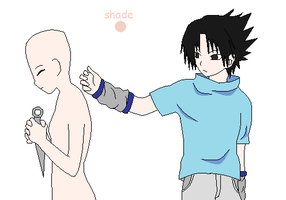 you and sasuke base by itachigirl21