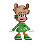Clover Pixel (WIP) by Slicky-Grease