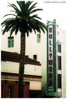 Hollywood and Highland by alucier