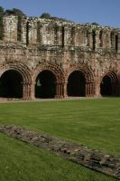 Stock : Abbey Cloisters by DistortedSmileStock