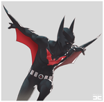 BATMAN BEYOND by Pryce14