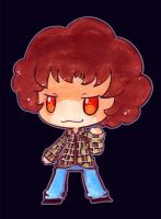 Tiril the pre taken chibi by Sunchildkate