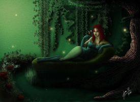 Poison Ivy by 2lazy2talk