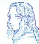 Lady Galadriel in my anime style by fish-in-fridge