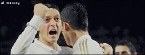 Mesut Ozil by DaShiR