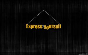 Express yourself by Janeski