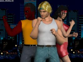 Streets of Rage by that-damn-ash-kid