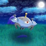 UFO the Magnezone by AltJoeMan999