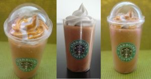 Mini Starbucks Coffee Charm by knuxnbats