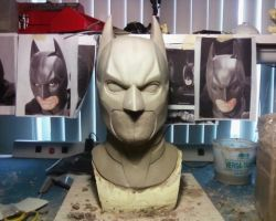 Batman Mask by CarnevaleObscura