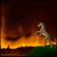 Let The Fire Burn by ReoiteLover