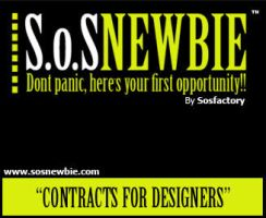 Contracts for freelance design by SOSFactory