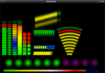 Bargraph Widget for Conky 2.1 by wlourf