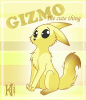 Gizmo - the cute thing by Deathscent