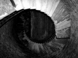 Stairs (2) by UdoChristmann