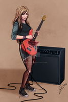 1-2-3-4 Bass! by tbdoll