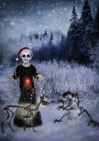 Nightmare before Christmas by Fran-photo