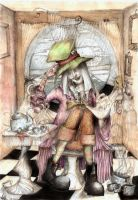 Mad and a hat by Sinematics