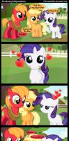 Introducing family members. by Coltsteelstallion