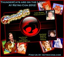 ThunderCats Are On The Loose! by Scream01