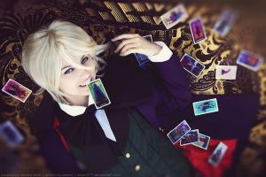 Alois Trancy - XIII by DenikaKiomi