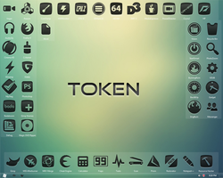 TOKENDesktop 2011-08 New Icons by vuvuzelahero