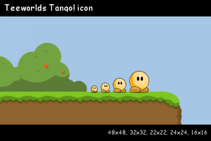 Teeworlds Tango icon by Jaanos