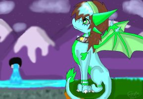 Commish-Alayna by EZZ1E