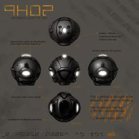 META concept - PHOZ Lightbot by Aerozopher