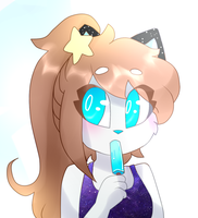 Anime popsicle by Stariaat