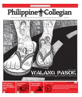 Philippine Collegian issue 06 by kule-0809