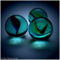 . Glass balls . by KimikoTakeshita