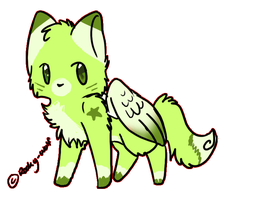 Flying Cat Adoptable - Closed by KittKattAdoptables