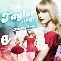 Png pack #20 Taylor Swift by blondeDS