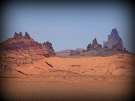 Monument Valley 5 by spidermonkeykiss