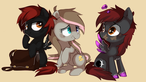 Bunch of sillies by pepooni