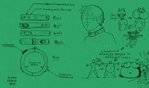 Inflation Collar Concept by CleverFoxMan