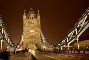 Tower Bridge - Golden by tt83x