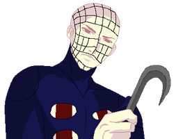 Pinhead by I-Major-In-Magick