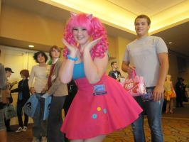 Kumoricon2012- Pinkie Pie by KamiyaAkuto
