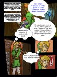 Temple of Change pg 1 by sampleguy