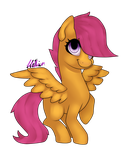 Scootaloo 09/02/2015 by sofilut