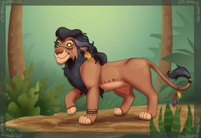 Jungle King by chill13