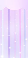 F2U Custom Box BG: Pastel Stripes + Sparkles by CakeChub