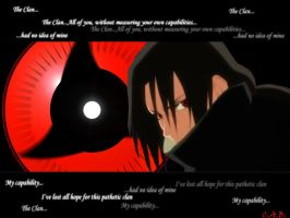 Uchiha Itachi... by StriderCAB